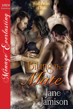 Biting Their Mate -- Jane Jamison