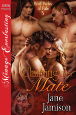 Claiming Their Mate -- Jane Jamison