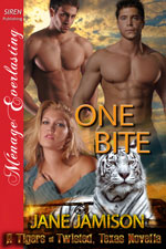 One Bite (A Tigers of Twisted, Texas Novella)