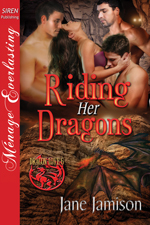 Riding Her Dragons  -- Jane Jamison