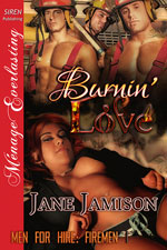 Burning Love -- Jane Jamison