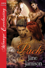 Call Of The Pack -- Jane Jamison