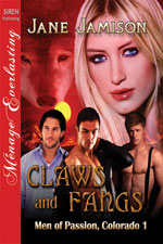 Claws and Fangs -- Jane Jamison
