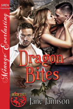 Dragon Bites -- Jane Jamison