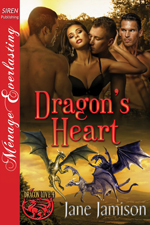Dragon's Heart -- Jane Jamison