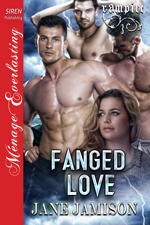 Fanged Love  - Jane Jamison