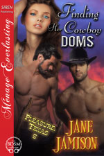 Finding Her Cowboy Doms – release date 10/10/14