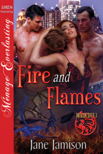 Fire and Flames Book 3 -- Jane Jamison