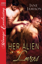 Her Alien Lovers -- Jane Jamison