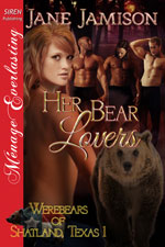 Her Bear Lovers -- Jane Jamison