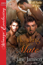 Howling for Their Mate -- Jane Jamison