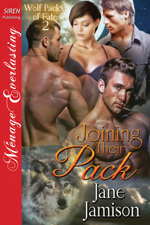 Joining Their Pack -- Jane Jamison