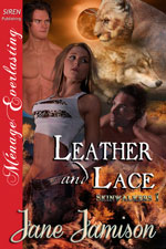 Leather and Lace -- Jane Jamison