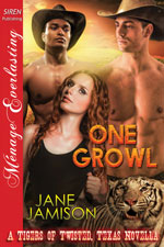 One Growl -- Jane Jamison