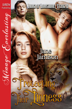 Protecting Their Lioness -- Jane Jamison