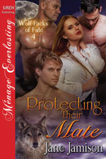 Protecting Their Mate -- Jane Jamison