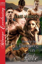 Purring in Fate -- Jane Jamison