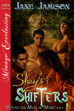 Shay's Shifter -- Jane Jamison