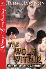 The Wolf Within -- Jane Jamison