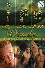 Werewolves of Forever, Texas Collection, Volume 1 -- Jane Jamison