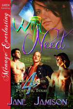 Wild Need -- Jane Jamison